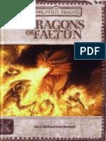 d&d 3.5e - Forgotten Realms - Dragons of Faerun (Wtc953797200)