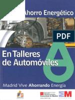 Guia de Ahorro Energetico en Talleres de Automoviles Fenercom