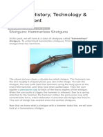 Shotguns Hammerless Shotguns.html