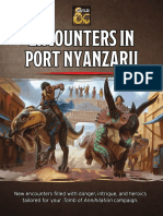 Encounters in Port Nyanzaru