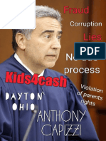 Judge Anthony Capizzi Dayton Ohio