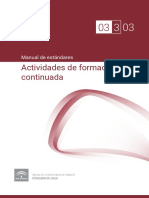 03-3-03 Manual de Estandares de Actividades de Formacion Continuada