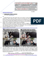 20180415-G. H. Schorel-Hlavka O.W.B. to President Donald J Trump-Syria Issue-supplement 3-If You Had Served in the Armed Forces