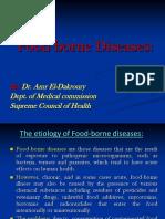 Food Borne Diseases