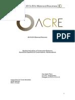 1.5.d. Anual Resumee ACRE 2015-2016 En