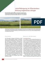 Organic and Inorganic farming