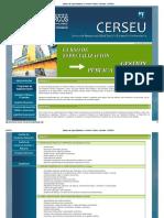 Diploma de Especialización en Gestión Pública y Finanzas - CERSEU