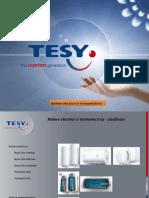 Prezentare Boilere Electrice Si Termoelectrice TESY