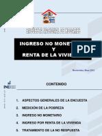 Encuesta Nacional de Hogares. 2018.