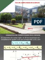9. CINEMATICA DE CUERPO RIGIDO EN EL ESPACIO 2017-2.pdf