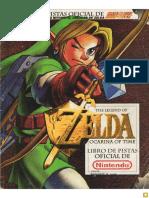 [Guía Oficial] the Legend of Zelda Ocarina of Time n64 Pal