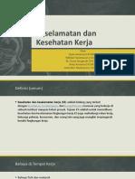 Keselamatan Dan Kesehatan Kerja ITN Mala[1]
