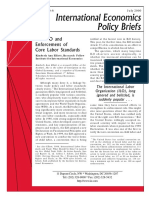 The ILO an Enforcement of Core Labor Standards.pdf