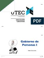 Presentación Gobierno de Personas