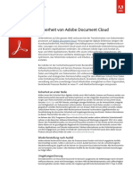 Document Cloud Security Overview De