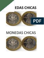 Monedas Chicas