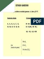 Clase 7 y 8- Estado Gaseoso 2