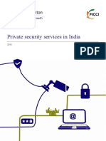 Project Report on Private Security