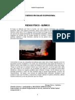Cartilla Riesgo Físico - Químico