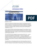 The Tea Party and Insurgency Politics