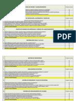 Modelo de Evaluacion de Almacenes y CD High Logistic