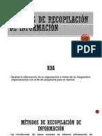 Métodos de Recopilación de Información