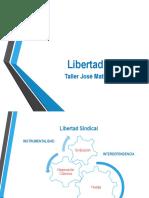 Libertad Sindical - Manzanilla