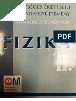 Egységes Érettségi Feladatgyűjtemény Fizika 2 pdf b6213872dd