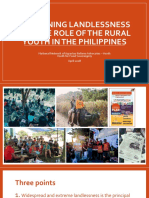 Landlessness and the Rural Youth in the Philippines