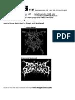 Metal Bulletin Zine 145