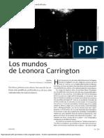 Los Mundos de Leonora Carringt
