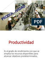 PCP Productividad