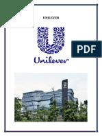 Empresa Con Enfoque Sostenible UNILEVER