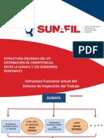 Estructura Orgánica Del Sit
