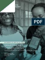 2014 MMU Smartphones y Dinero Móvil