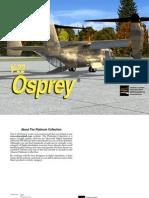Platinum Collection v-22 Osprey Manual