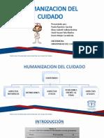 Foro Humanización Del Cuidado