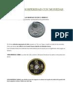 Activa Tu Prosperidad Con Monedas Chinas