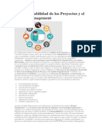 1.3 La Gobernabilidad de Los Proyectos y El Project Management