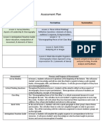 assessment plan   summary- edsc 304