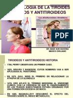 42. Tiroideos y Antitiroideos