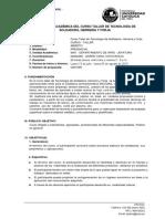 Curso Taller de Tecnología de Soldadura Herrería y Forja