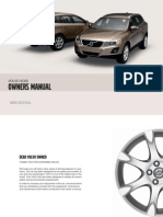 XC60 Owners Manual