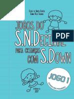 JOGO 1 - Jogos Do Sistema Numérico Para Crianças Com Síndrome de Down