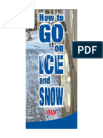 AAA How to Go Ice Snow