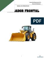 Manual de Operacion Cargadores Frontales Sisol
