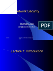 My Tutorial on Security Lecture 1 and 2