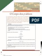Corpo Dos P-ádicos