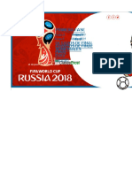 Fixture Rusia 2018 ClasesExcel
