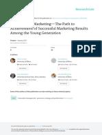 Generation Y Marketing